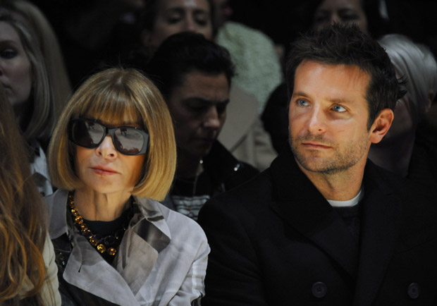 Bradley Cooper in Burberry