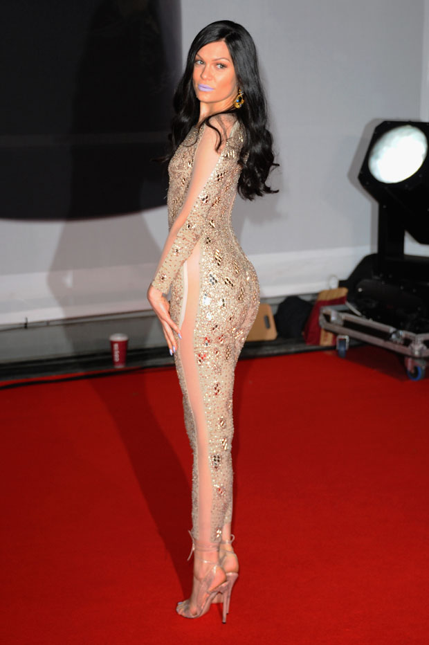 Jessie J in Julien Macdonald
