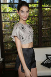 Lily Aldridge in Giambattista Valli