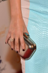 Chrissy Teigen's Jimmy Choo clutch
