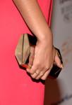 Chanel Iman's Roland Mouret clutch