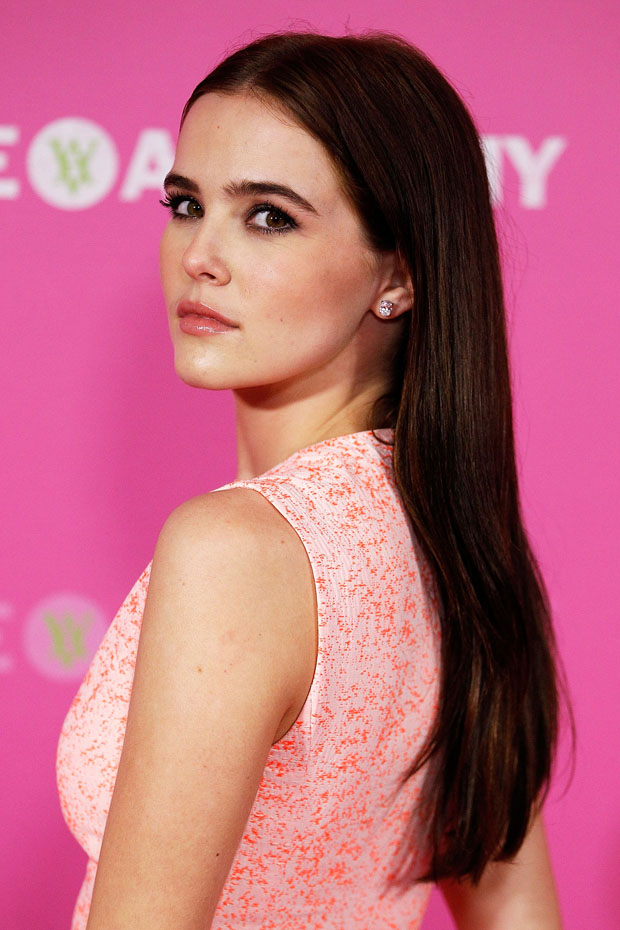 Zoey Deutch in Dior