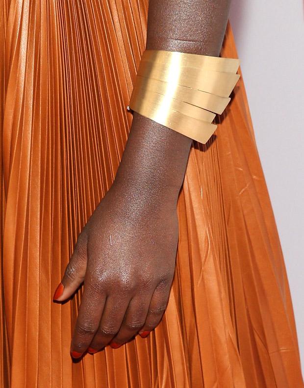 Lupita Nyong'o's H. Stern cuff