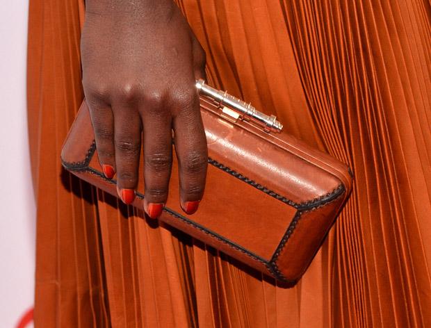 Lupita Nyong'o's Givenchy cuff