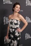 Crystal Reed in Naeem Khan
