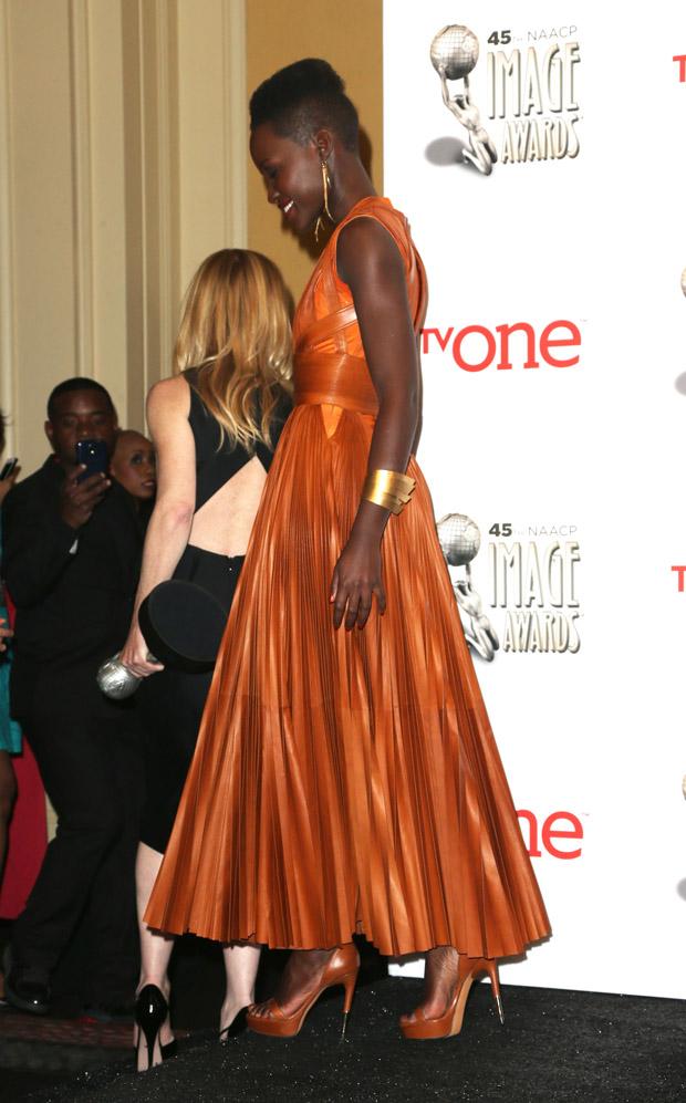 Lupita Nyong'o in Givenchy