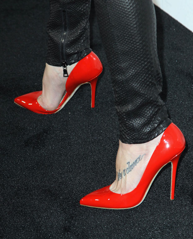 Ashley Greene's Brian Atwood pumps