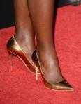 Lupita Nyong'o's Sergio Rossi pumps