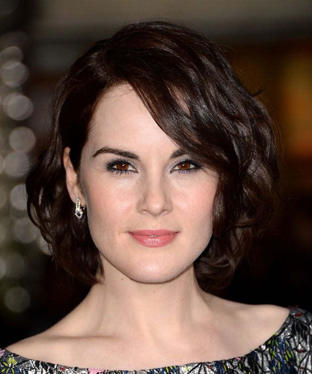 Michelle Dockery in Dior