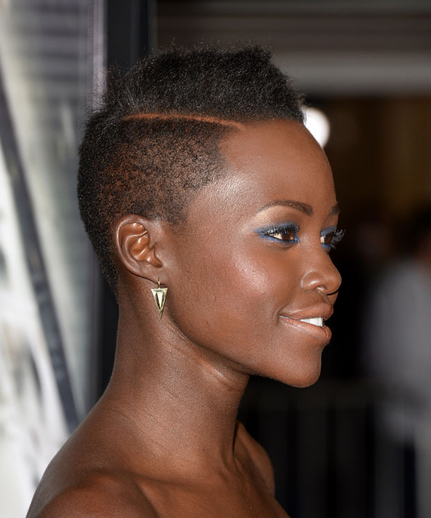 Lupita Nyongo in Lanvin