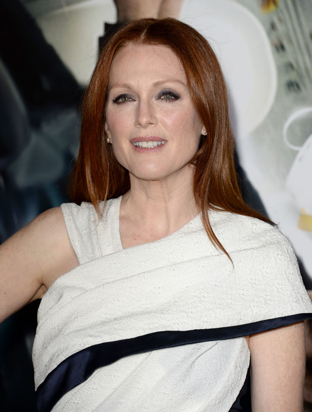 Julianne Moore in Prabal Gurung