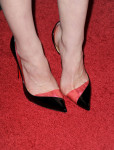 Michelle Dockery's Christian Louboutin pumps