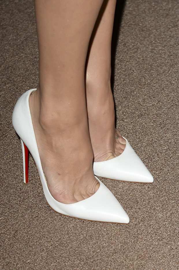Kate Hudson's Christian Louboutin 'Iriza' pumps