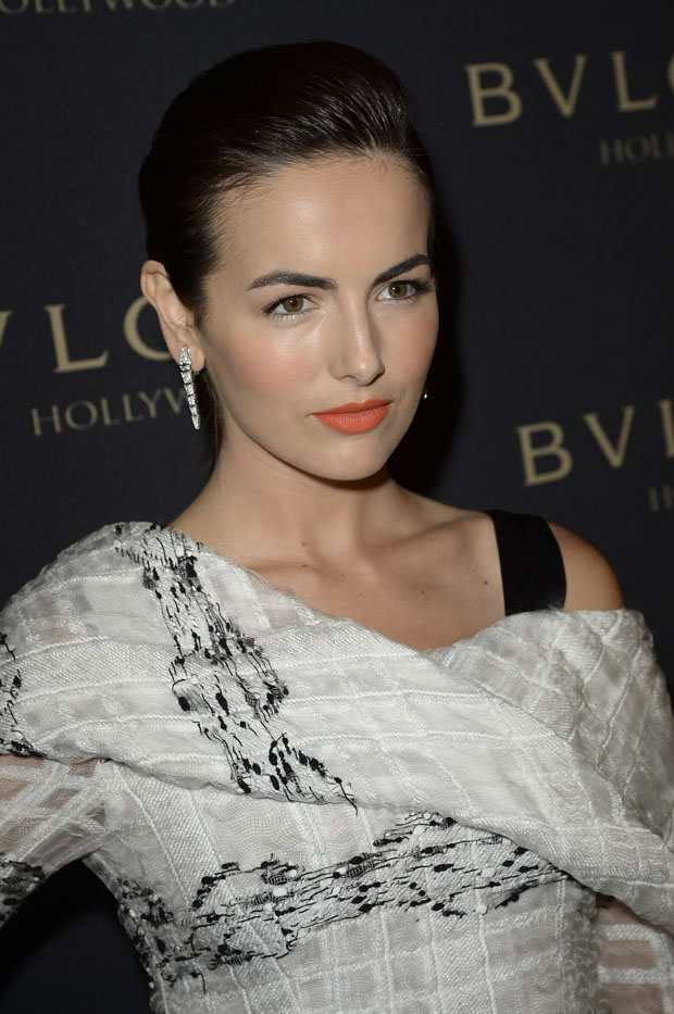 Camilla Belle in Prabal Gurung