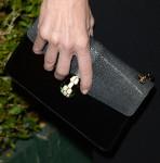 Naomi Watts' BVLGARI clutch