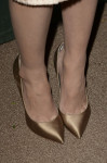 Olivia Munn's pumps