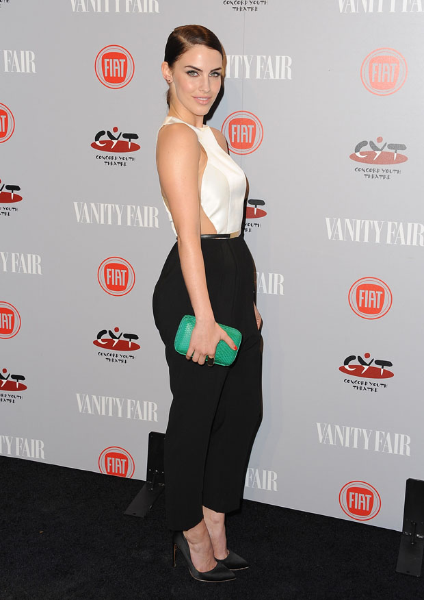 Jessica Lowndes in Peggy Hartanto