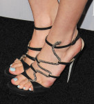 Bella Thorne's Rene Caovilla sandals
