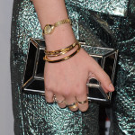Bella Thorne's Aldo clutch