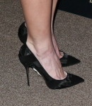 Ashley Greene's Casadei pumps