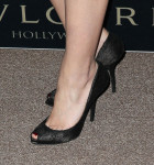 Dianna Agron's Dolce & Gabbana pumps