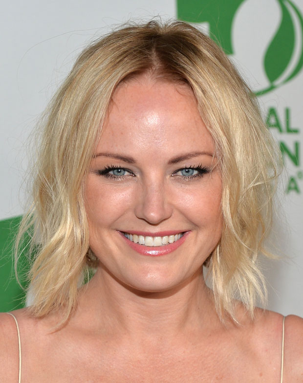 Malin Akerman in Wes Gordon