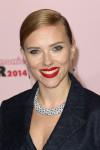 Scarlett Johansson in Dior