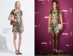 Adèle Exarchopoulos In Valentino - 'Cesars 2014' Nominee Luncheon