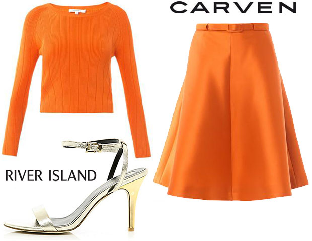 Alesha Dixon In Carven & River Island
