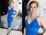 Amy Adams In Victoria Beckham - The Weinstein Company's Post-BAFTA Party