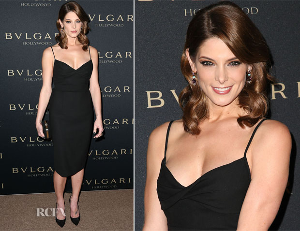 Ashley Greene In Dsquared² - BVLGARI Presents 'Decades Of Glamour'