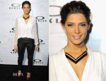 Ashley Greene In Elizabeth & James and RtA - Oakley's Disruptive by Design Launch Event