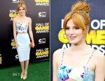 Bella Thorne In Bec & Bridge - Cartoon Network's Hall Of Game Awards