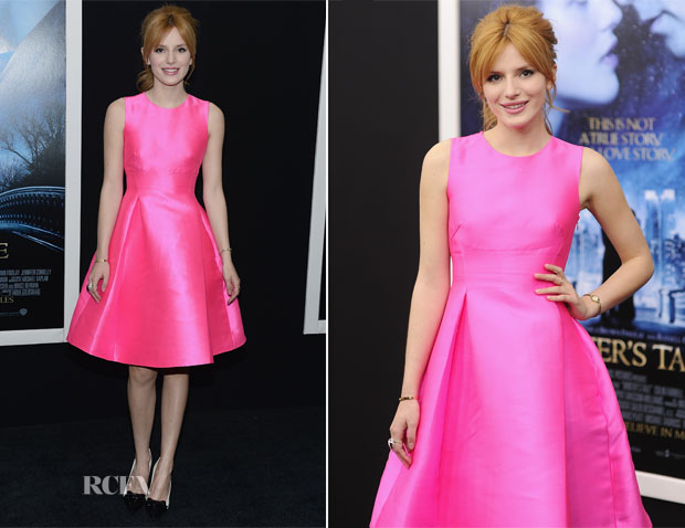 Bella Thorne In Kate Spade New York - 'Winter's Tale' World Premiere