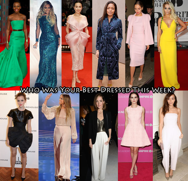 Best Dressed Of The Week 21 Feb