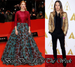 Best Dressed Of The Week - Lea Seydoux In Prada & Jared Leto In Saint Laurent
