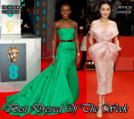 Best Dressed Of The Week - Lupita Nyong'o In Christian Dior Couture & Carina Lau In Ralph & Russo