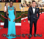 Best Dressed Of The Week - Lupita Nyong'o In Gucci & James Marsden In Valentino