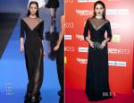 Blanca Suarez In Elie Saab - Fotogramas Magazine Awards