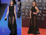 Blanca Suarez In Elie Saab - Goya Cinema Awards 2014