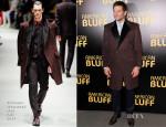 Bradley Cooper In Vivienne Westwood Man - 'American Hustle' Paris Premiere