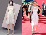 Brie Larson In Escada - 'The LEGO Movie' LA Premiere