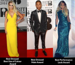 Fashion Critics' Brit Awards Roundup