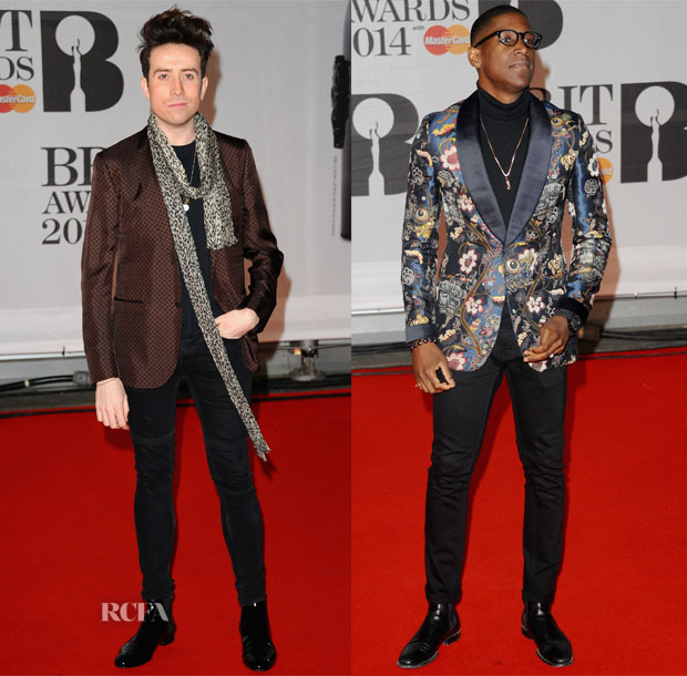 Brit Awards men 3