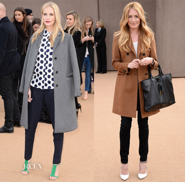 Burberry Prorsum Fall 2014 Womenswear Show 5
