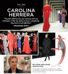 Pre-Order Carolina Herrera Fall 2014 From Moda Operandi Now