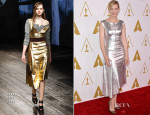Cate Blanchett In Prada -  86th Academy Awards Nominees Luncheon