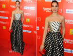 Celia Freijeiro In CH Carolina Herrera - Fotogramas Magazine Awards