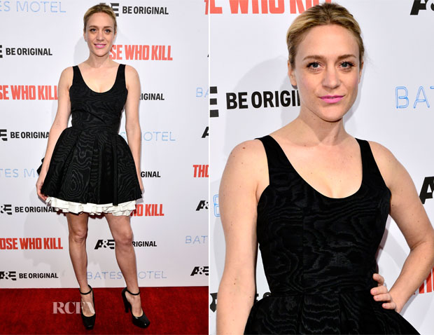 Chloe Sevigny In Katy Rodriguez - 'Those Who Kill' Screening Premiere