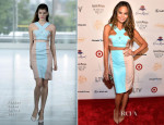 Chrissy Teigen In Fyodor Golan - Sports Illustrated 'Club SI' Party